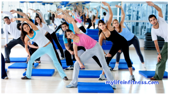 become a fitness instructor