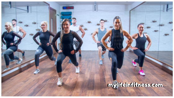 How to get experience as a group fitness instructor