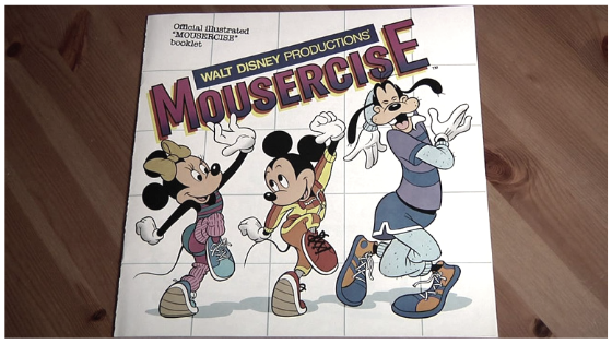 Mousercise: My Greatest Memories in Fitness for Kids