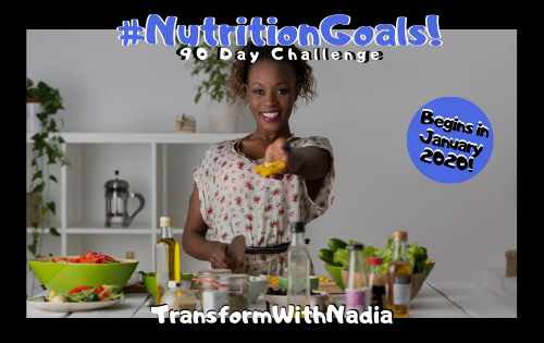 90 Day Nutrition Challenge for Better Energy and Health